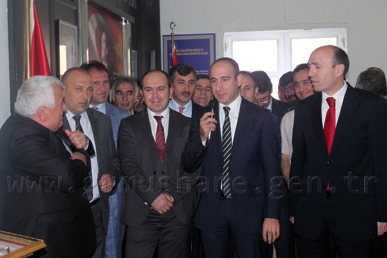Torul Halk Eğitim Merkezinden Yıl Sonu Sergisi