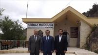 Umre Hizmetleri Daire Başkanı Yaşar Çapçı Gümüşhane'de