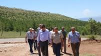 Av Yönetimi Daire Başkanı Altun Gümüşhane'de