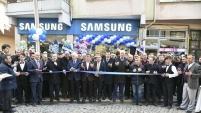 Gümüşhane Samsung bayii açıldı