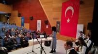 Gümüşhane'de Türk Müziği yarışması yapıldı