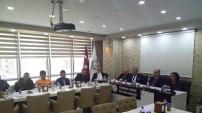 Gümüşhane'de 'Yerel Basın ve Hukuk' konulu çalıştay düzenlendi