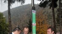 Gümüşhane'ye Güneş Enerjili Şarj İstasyonu Kuruldu