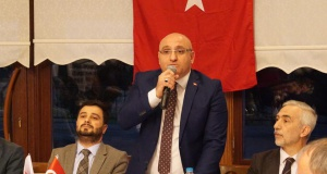 İstanbul'daki Gümüşhanelilerden cumhur ittifakına destek