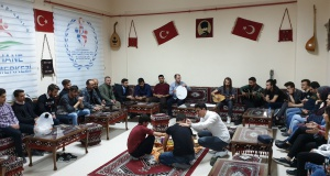 Gümüşhane Gençlik Merkezinden geleneğin devamı 'Herfene'