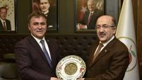 Doğu Karadeniz'in Başkanları Gümüşhane'de buluştu