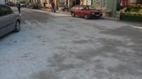 Torul'da Caddeler Yenileniyor
