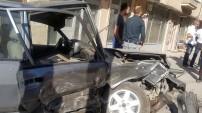 Gümüşhane'de 5 aracın karıştığı kaza: 1 yaralı