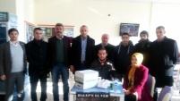 Gümüşhane Üniversitesi Halep'e yol açtı