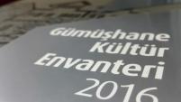 Gümüşhane Kültür Envanteri yayınlandı