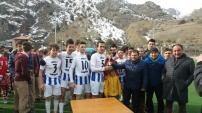 Futbol Genç Erkekler Müsabakaları Sona Erdi