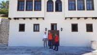 Rektör Zeybek, Süleymaniye'de incelemelerde bulundu
