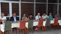 Belediye Başkanları iftarda buluştu
