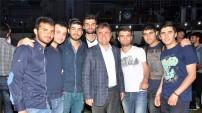 Başkan Çimen, AK Parti Gençlik Kolları'nın eğlence programına katıldı