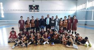 Anadolu Yıldızlar Ligi Voleybol Grup Müsabakaları Sona Erdi