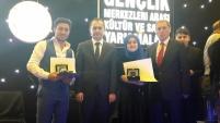 Gümüşhane Gençlik Merkezi Türkiye finalinde