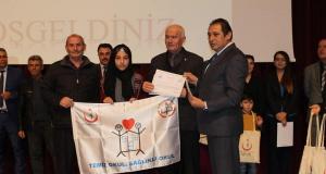 47 okula Beyaz Bayrak, 3 okula Beslenme Dostu Okul sertifikası