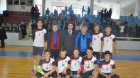 AFK Anadolu Lisesi Voleybol takımı bölge şampiyonu oldu