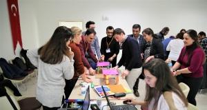 GÜ'de Bilimsel Araştırma Projesi Hazırlama eğitimi gerçekleştirildi