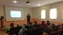 Yıldız Eskicioğlu Anaokulu'nda 'Çocukla İletişim' semineri