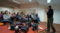Gençlik Merkezinde fotoğrafçılık kursu başladı
