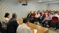 Gümüşhane'de Organik Tarım Ortak Akıl Toplantısı Yapıldı