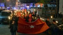 CHP'den Meşaleli 29 Ekim Yürüyüşü
