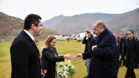 Cumhurbaşkanı Erdoğan'dan Başkan Çimen'e ziyaret