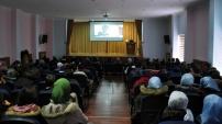 Öğrenciler İnsan Hakları haftasını kutladı