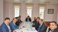 İlçe Milli Eğitim Müdürleri toplantısı Şiran'da yapıldı