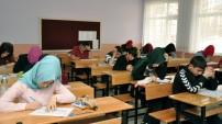 Gümüşhane'de TEOG Sınavı Sorunsuz Bir Şekilde Tamamladı