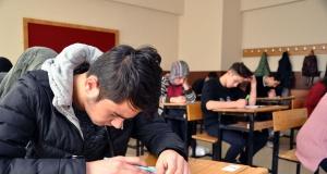 Meslek Liseli öğrenciler için 'kitap okuma' yarışması düzenlendi