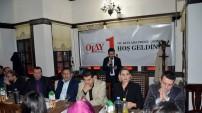 Gümüşhane Olay Gazetesi 1.Yaşını Kutladı
