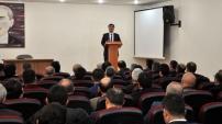 Eğitim Öğretim Faaliyetleri Değerlendirme Toplantısı Yapıldı