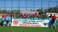 Kelkit Belediyesi futbol yaz okulu açtı