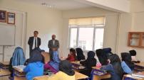 Kız Anadolu İmam Hatip Lisesine yeni binasına taşınacak