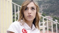 'Hedefim dünya ve balkan şampiyonluğu'