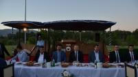Vali Yavuz Kelkit Belediyesi'nin iftarına katıldı