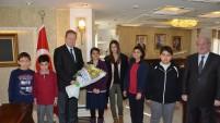 Çocuk Hakları Komitesinden Vali Yavuz'a Ziyaret
