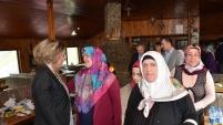 Vali Memiş şehit anneleriyle Trabzon'u gezdi