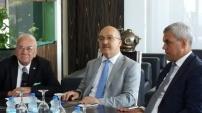 GÜ ve Girne Amerikan Üniversitesi arasında işbirliği protokolü