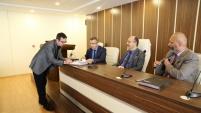Gümüşhane Üniversitesi'nde Bilimsel Araştırma Projeleri İmza Töreni Gerçekleştirildi