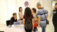 Gümüşhane Üniversitesi Educaturk Tercih Fuarı'nda Öğrencilerle buluştu