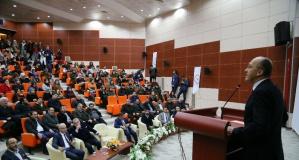 'Gençliğin Gelecekteki Perspektifi' konferansı
