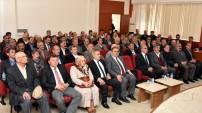 Gümüşhane Merkez İlçe Köylere Hizmet Götürme Birliği Olağan Genel Kurul Toplantısı Yapıldı