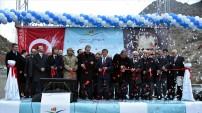 Gümüşhane Atık Su Arıtma Tesisi Törenle Açıldı