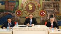 İl Encümeni ve İhtisas Komisyonu Üyeleri Seçimi Yapıldı