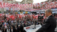 MHP Lideri Bahçeli Gümüşhane'de