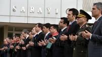 Şehit Savcı Kiraz İçin Gümüşhane'de Tören Düzenlendi
