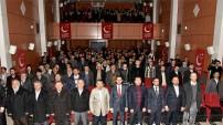 SP Gençlik Kolları Genel Başkanı Fatih Aydın Gümüşhane'de